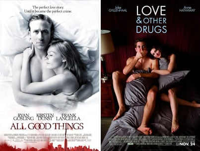Sexy Poster-Off: Ryan Gosling or Jake Gyllenhaal? (POLL)