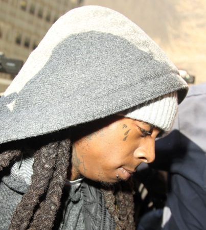 Lil Wayne Gets Solitary Confinement for Listening to Music