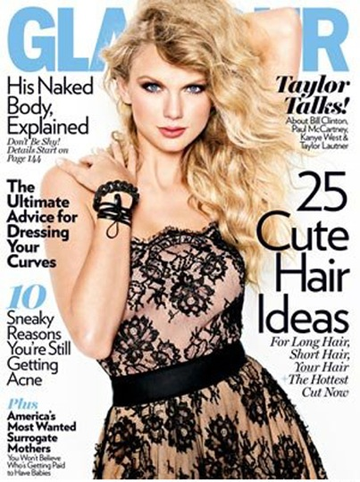 Taylor Swift Wants a Man With 'Passion'