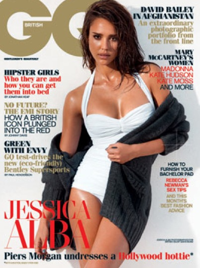 Jessica Alba Laments Her 'Saggy' Breasts and 'Cellulite'-photo