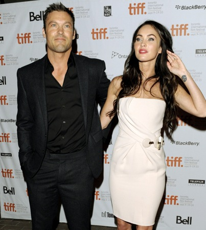 Report: Brian Austin Green Enacts 'No Photos' Policy With Megan Fox