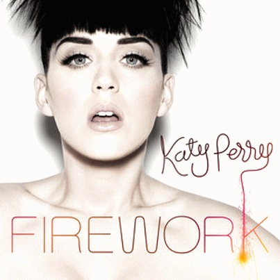 Katy Perry Reveals 'Firework' Cover Art, Release Date