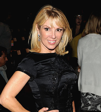 'Real Housewives' Star Punches Producer?