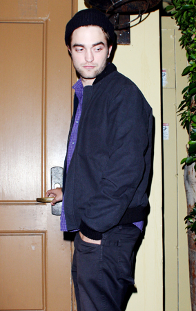 Robert Pattinson's Sexiest Looks (PHOTOS)