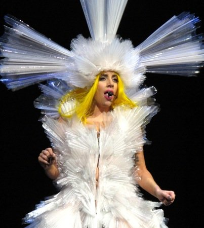 Lady Gaga's Bizarre Backstage Demands