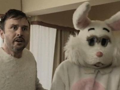 David Arquette and Courteney Cox Let the Fur Fly in Domestic Violence PSA (VIDEO)
