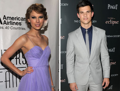 Taylor Swift: I'm 'Best Friends' With Taylor Lautner