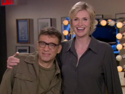 Jane Lynch Prepares for 'SNL' Takeover (VIDEO)