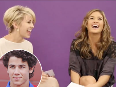 Inside Nick Jonas' Too-Hot-For-TV Kiss (VIDEO)