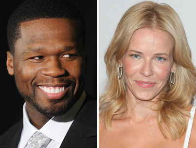 Chelsea Handler Denies 50 Cent Dating Rumor-photo