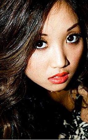 Brenda Song's Sexy 'Nylon' Shoot (PHOTOS)