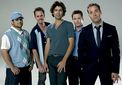 Get Your 'Entourage' Fix- Every Night of the Week!