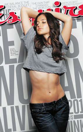 Minka Kelly Is Esquire's 'Sexiest Woman Alive' (PHOTOS)
