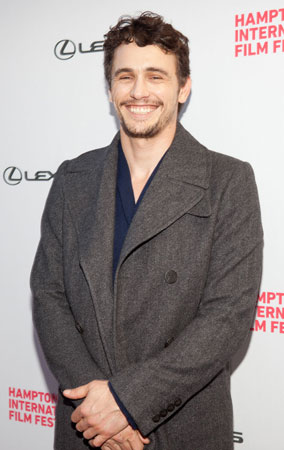 James Franco at '127 Hours' Premiere (PHOTOS)