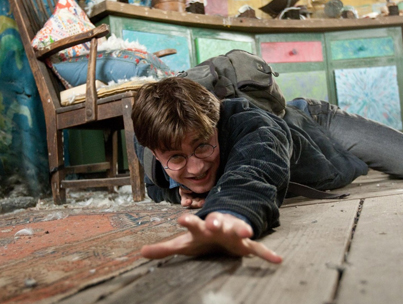 No 3-D for Upcoming 'Harry Potter'
