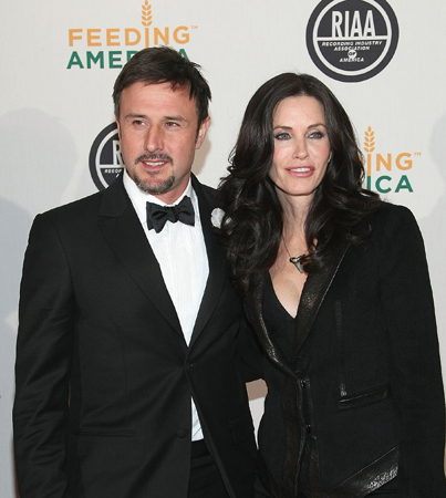 Courteney Cox and David Arquette Split Up