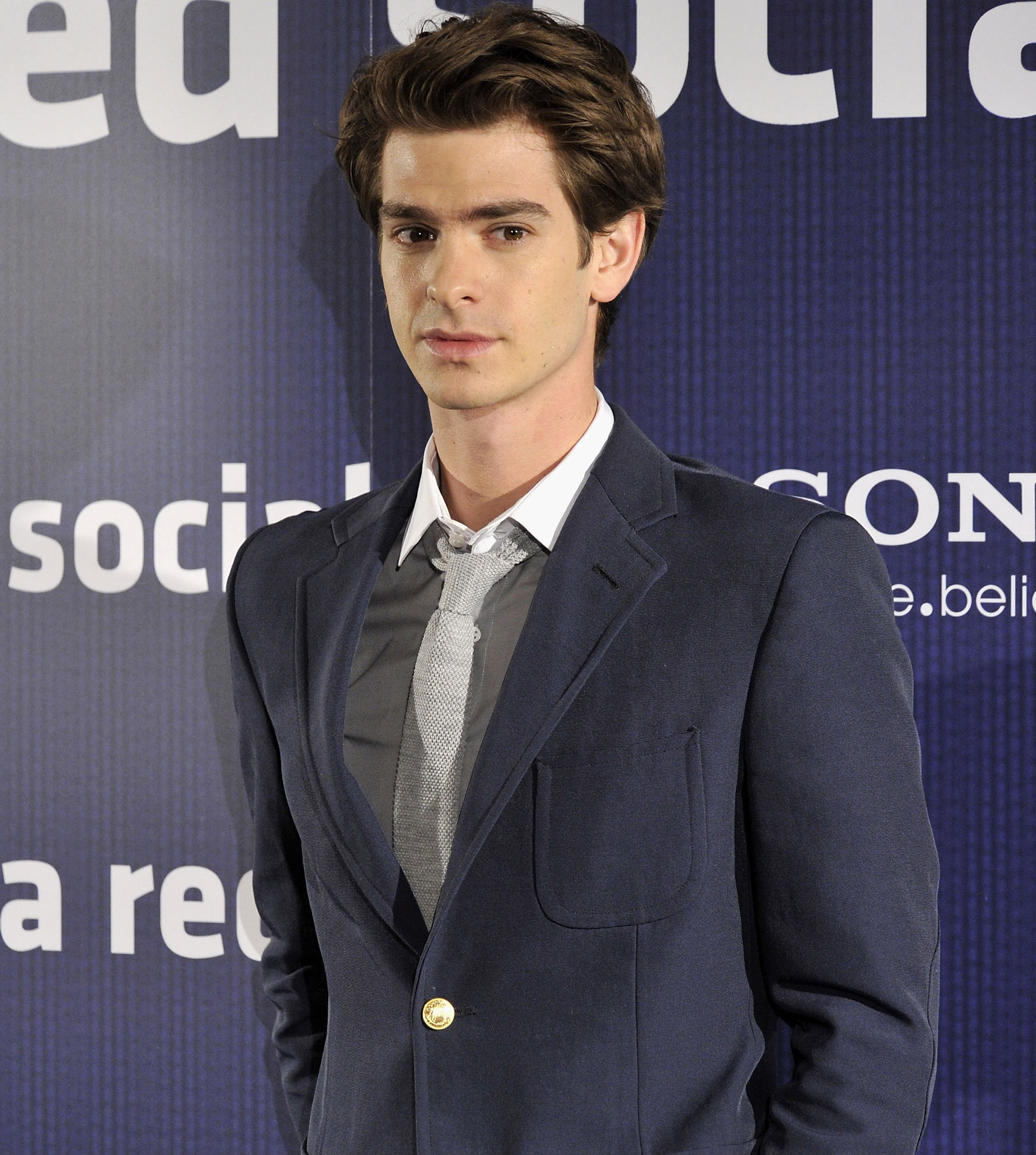 Andrew Garfield Getting Buff for 'Spider-Man'