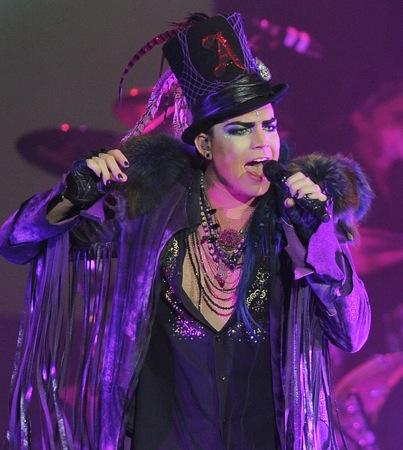 Adam Lambert 'Looking Forward' to Toned-Down Malaysia Concert