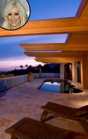 Christina Aguilera's Home For Sale (PHOTOS)