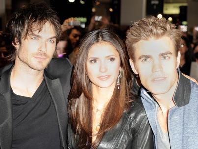 'Vampire Diaries': Somebody's Gonna Die!-photo