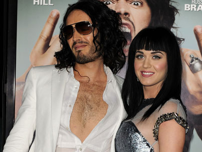 "Russell Brand Planning ""Normal"" Wedding to Katy Perry"