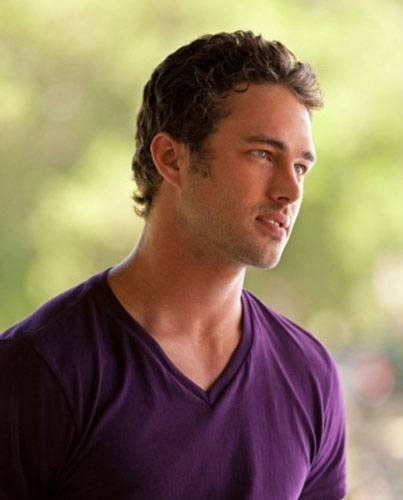 'Vampire Diaries' Werewolf Taylor Kinney: I Can Take Taylor Lautner!
