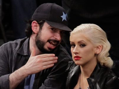 Christina Aguilera Faces Sticky Divorce Issue