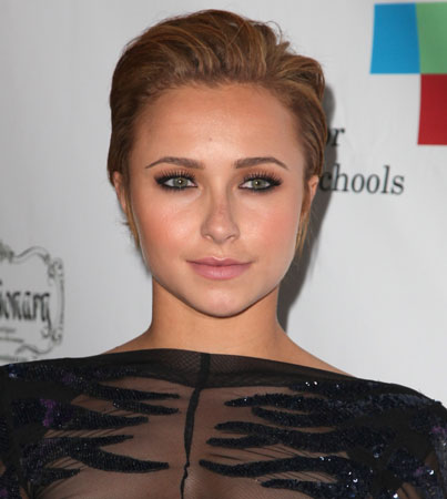 Hayden Panettiere Won't Meet Amanda Knox