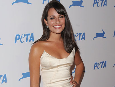 Peep Lea Michele Voicing 'Dorothy of Oz' (VIDEO)-photo
