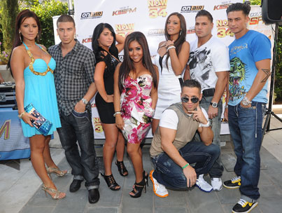 'Jersey Shore' Are Barbara Walters' Most Interesting People?