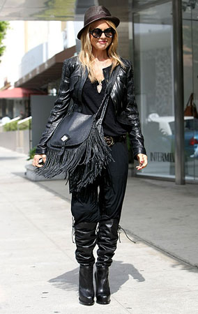 Rachel Zoe's On the Fringe in LA (PHOTOS)