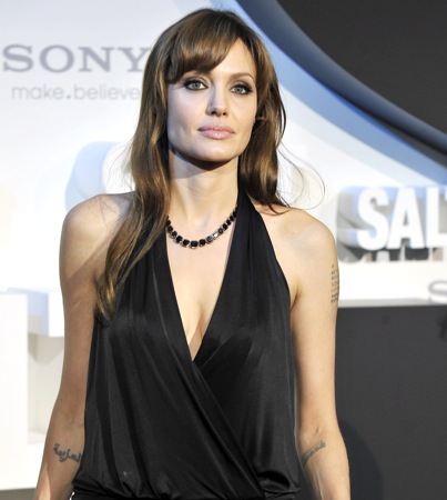 Angelina Jolie to Go 3D in 'Cleopatra'?