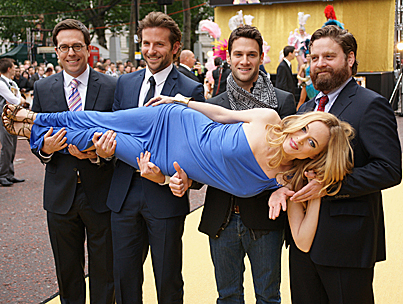 'Hangover' Cast Returns, Minus Heather Graham