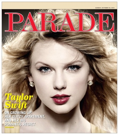 Taylor Swift Loves a 'Parade'