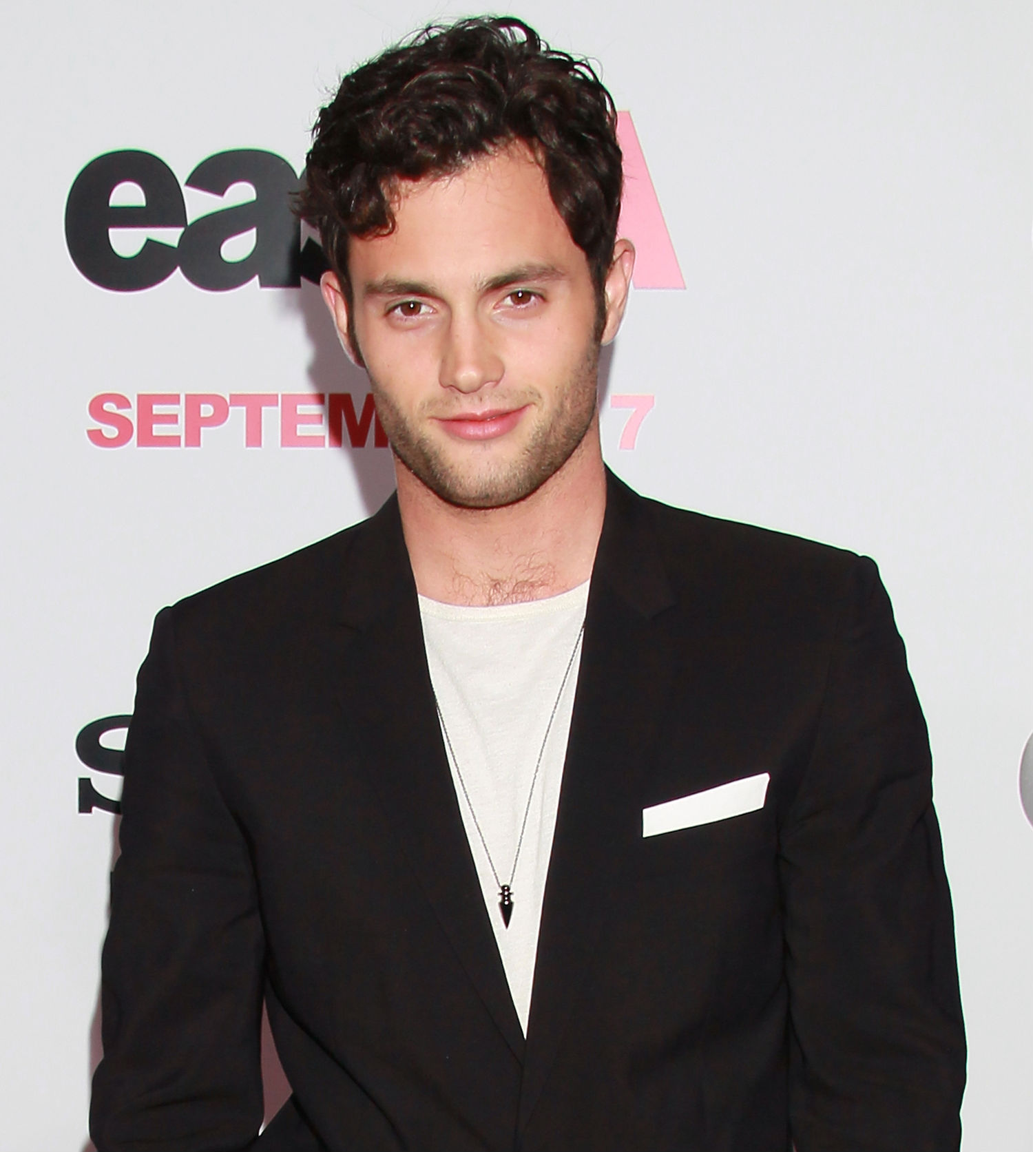 "Penn Badgley: I'm ""Not Friends"" With Ed Westwick"
