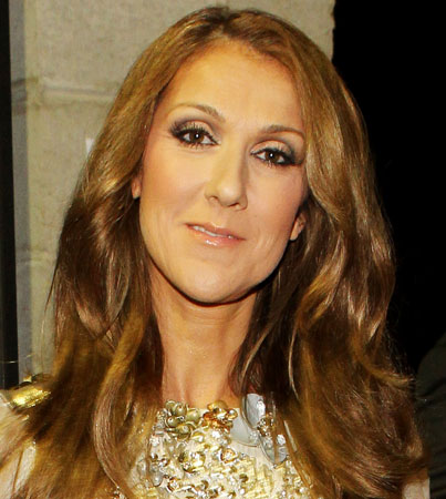 Celine Dion Hospitalized