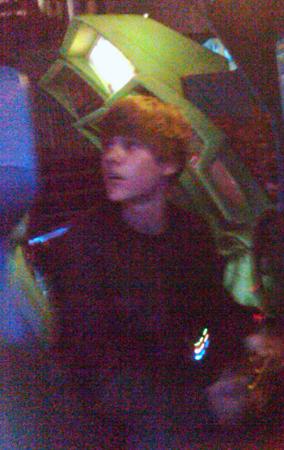 Justin Bieber Plays Laser Tag (PHOTOS)