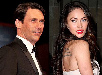 Megan Fox, Jon Hamm Team Up to Make 'Kids'