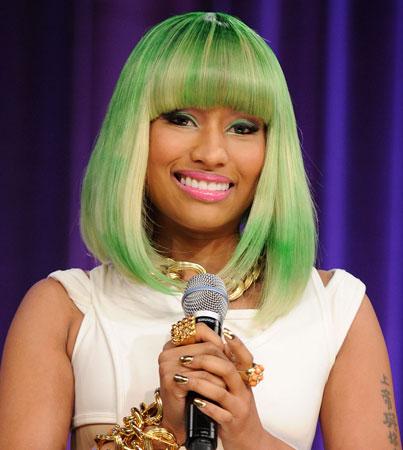 Nicki Minaj Denies Firing Diddy