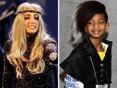 Willow Smith Eyes Lady Gaga Collaboration