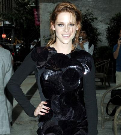 Kristen Stewart Offered a Stripper Job