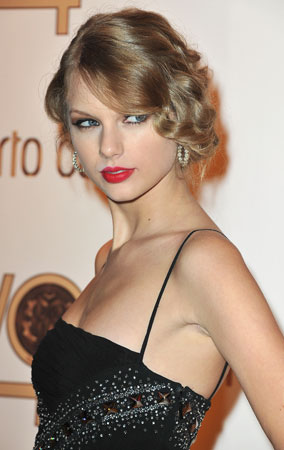 Who Inspired Taylor Swift's New Album? (PHOTOS)