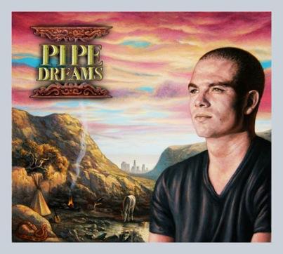 Mark Salling's 'Pipe Dreams': Album Artwork and Preview