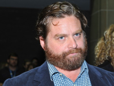 Is 'The Hangover 2′ Giving Zach Galifianakis a Headache?