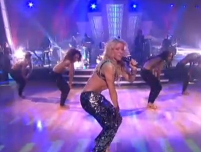 Shakira Goes 'Loca' on 'Dancing With the Stars' (VIDEO)-photo