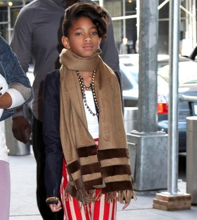 Willow Smith Explains the Meaning of 'Whip My Hair'