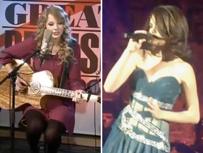 Teen Queen Cover Battle: Taylor Swift vs. Selena Gomez