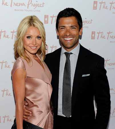Kelly Ripa Gets Into the Sitcom Game