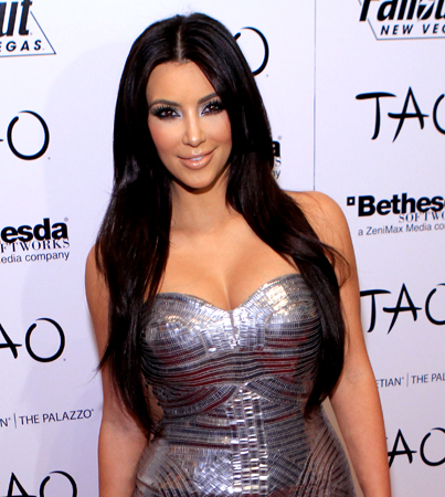 Kim Kardashian: Million Dollar Cake? No Way!