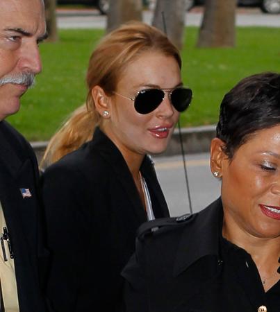 Lindsay Lohan Sent Back to Rehab, Avoids Jail
